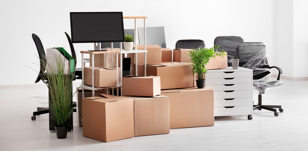 One of the office organization tips and tricks is to purge your office.