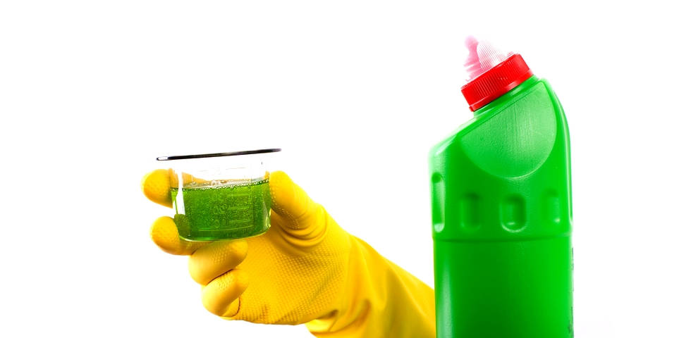 Disinfectants are one of the best office cleaning supplies.