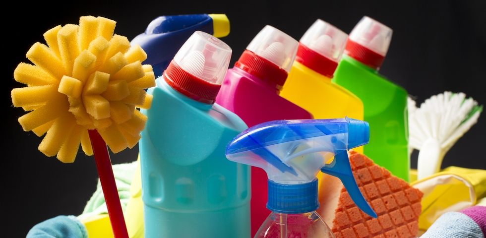 8 Best Cleaning Supplies for New Offices